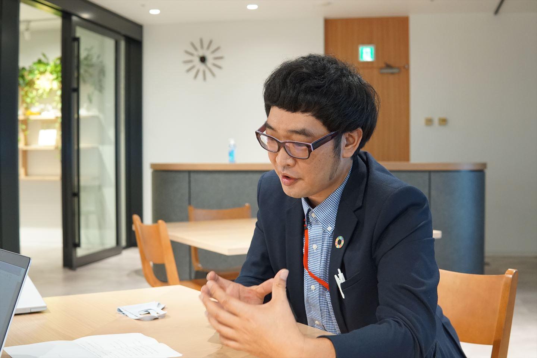 マネージャー・髙岡さん