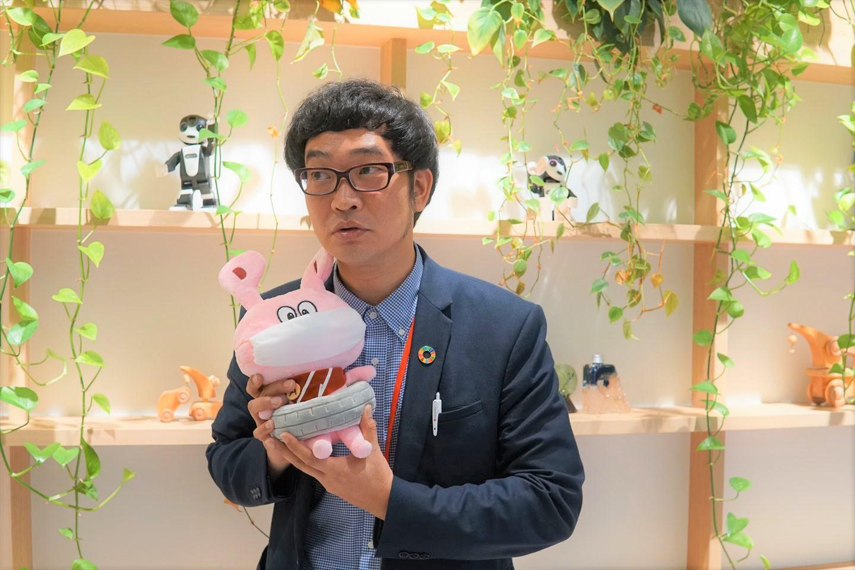 髙岡さん・仮面ライダー