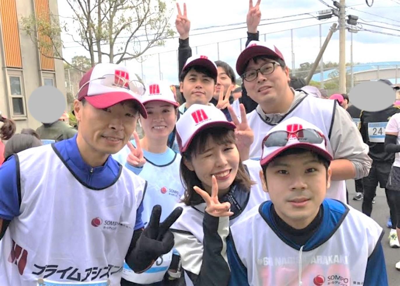 新春かつおジョギング
