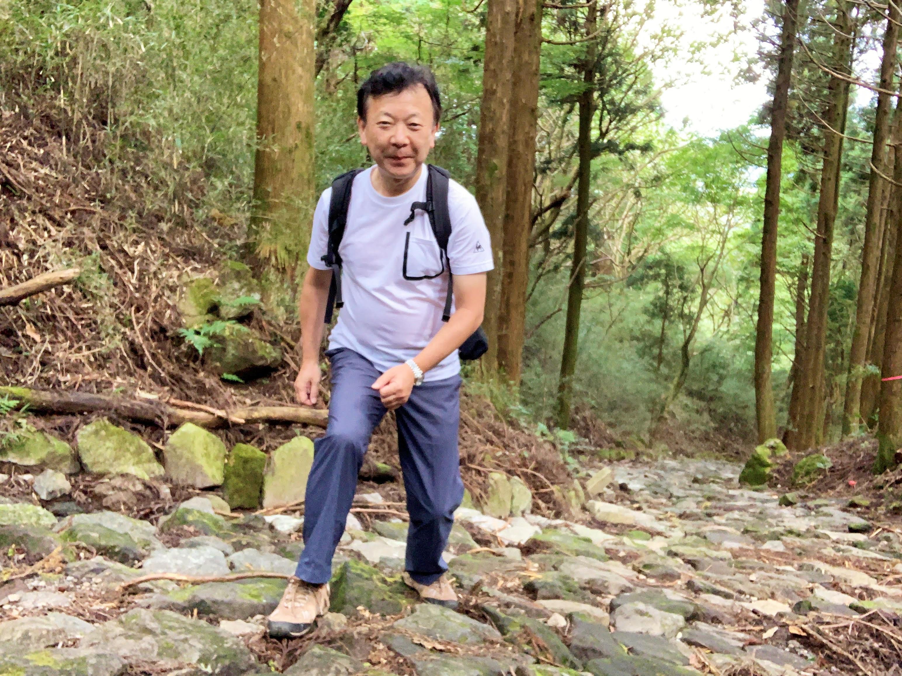箱根石畳・旧東海道