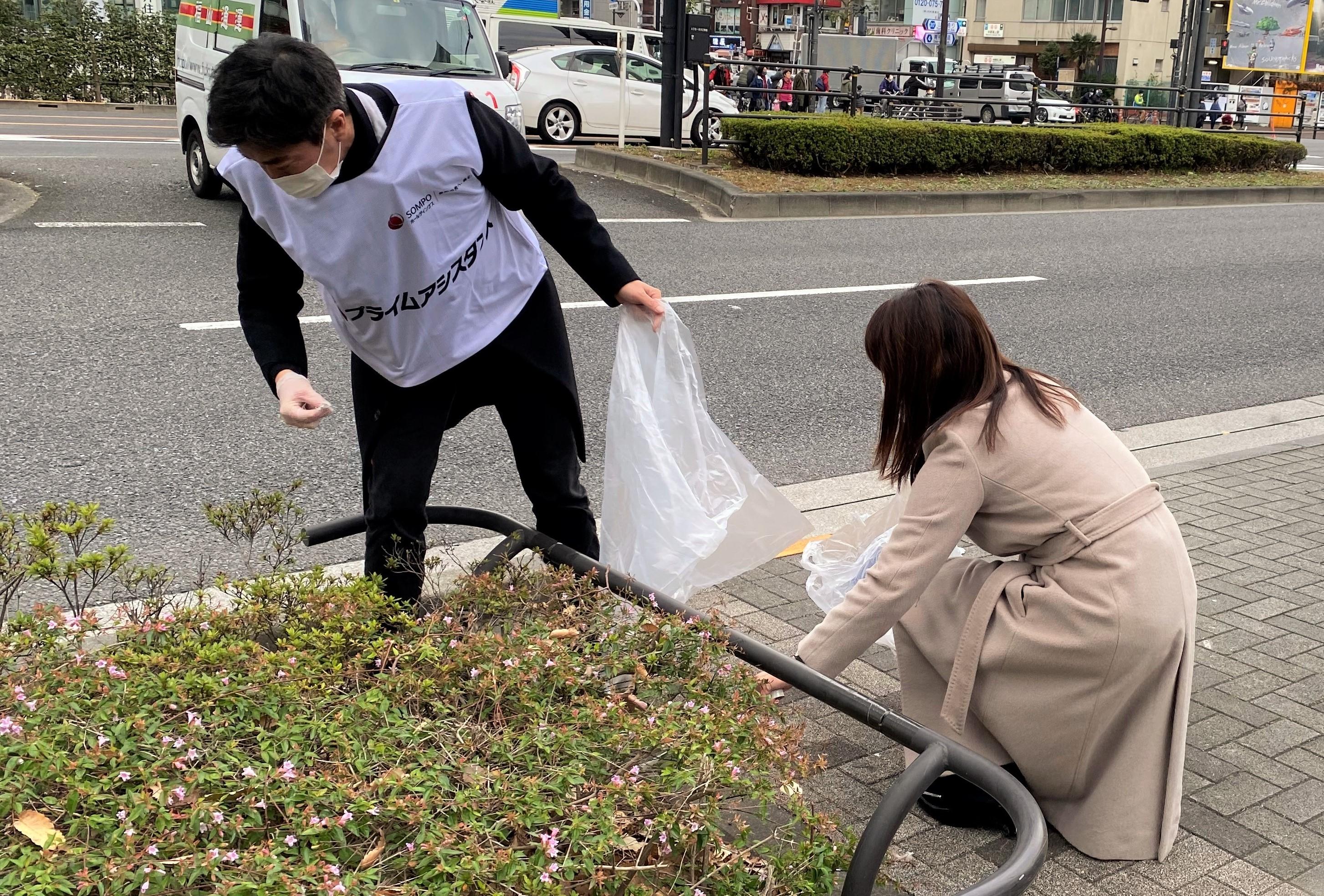 東京本社清掃3