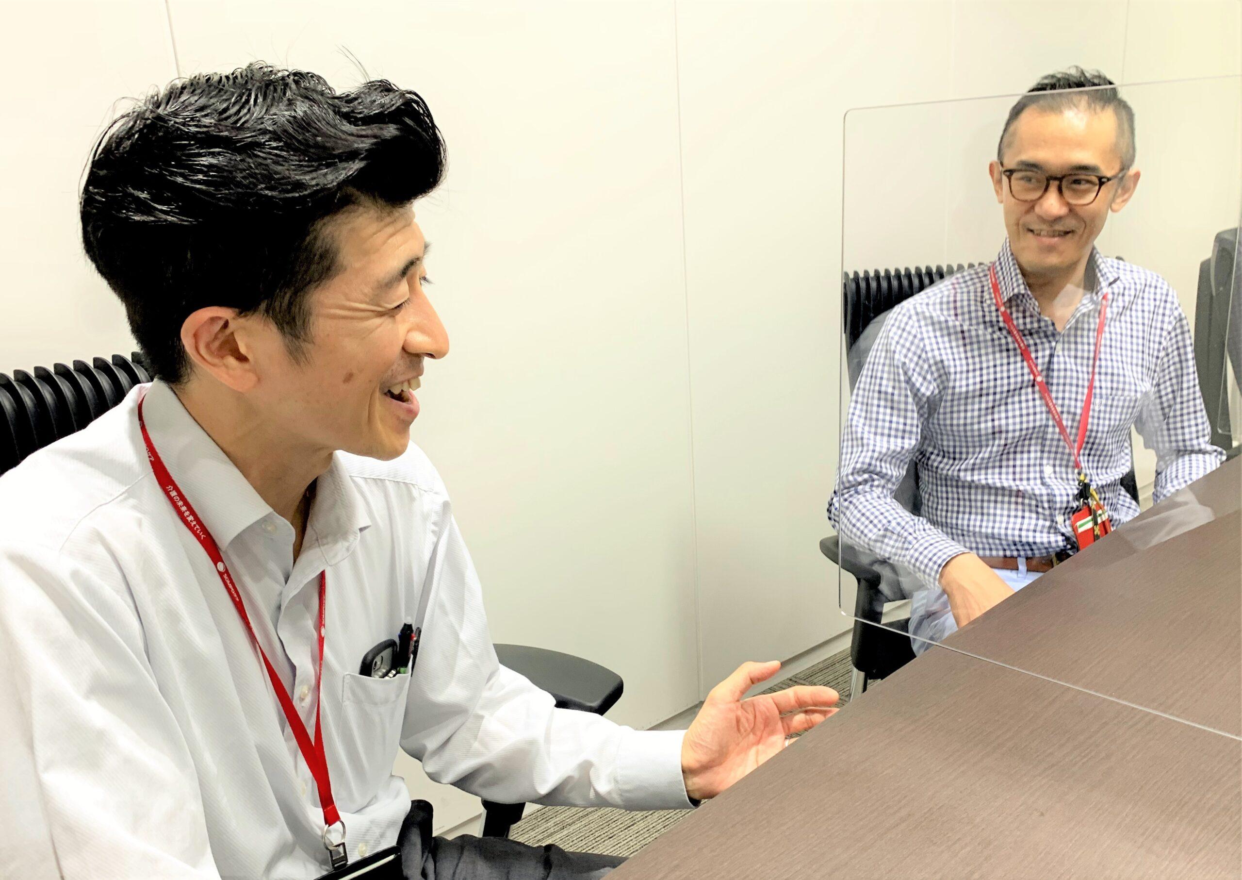 小田中さんと小嶋さん