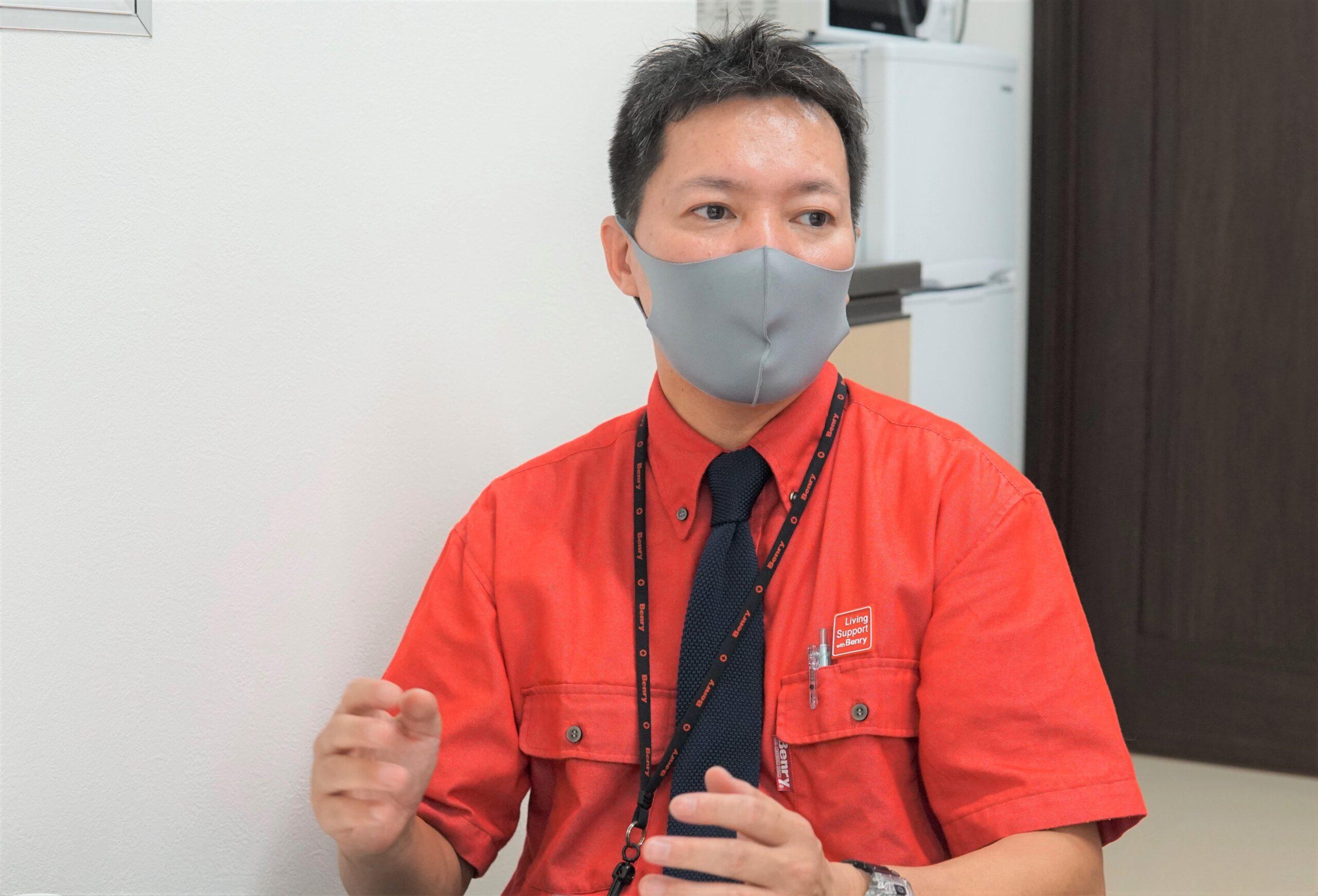 インタビュー・藤沢さん