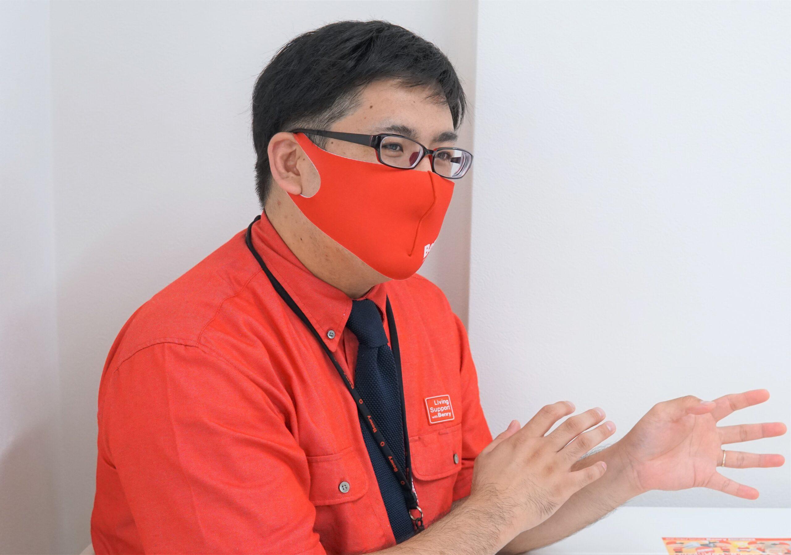 インタビュー・村田さん